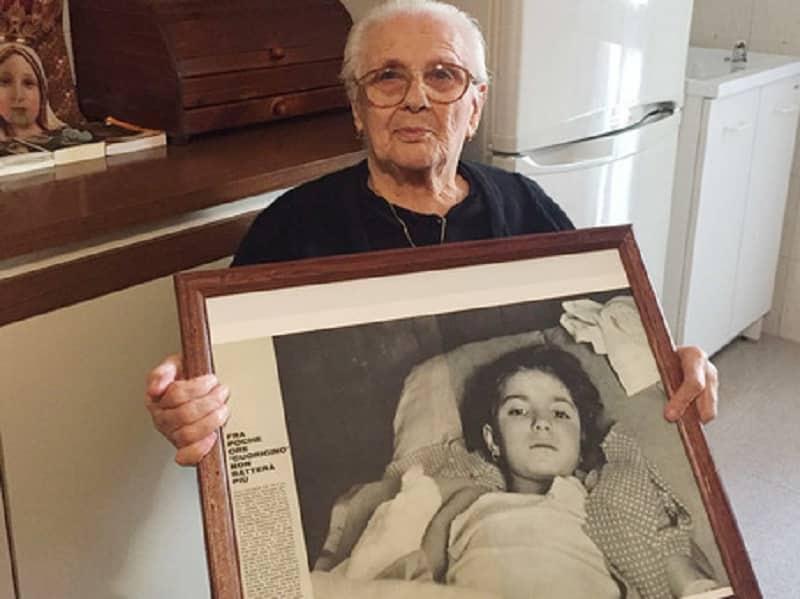 "Terremoto del Belice, morta Leonarda Fontana: la mamma della piccola ""Cudduredda"""