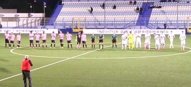 Virtus Francavilla-Palermo, vittoria rosanero e obiettivo settimo posto conseguito