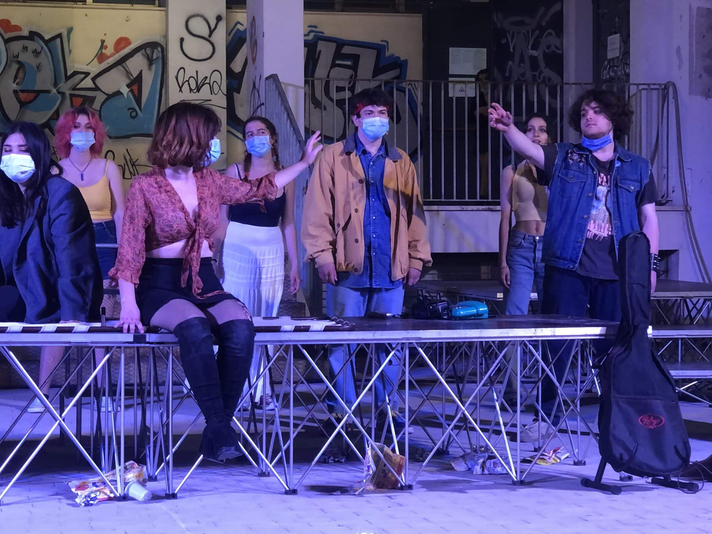 """""""Vite in affitto"""" allo Spedalieri di Catania: ancora una volta amore, passione ed emozione su un palco """"in mascherina"""""""
