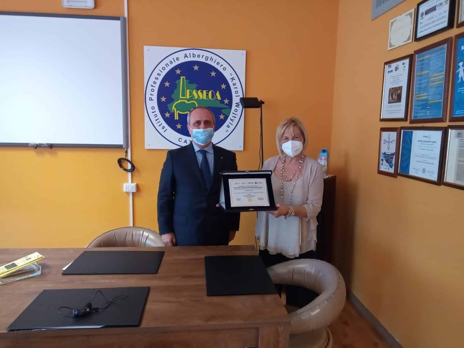 Istituto Karol Wojtyla e Good News Agency, premiati studenti e docenti che hanno partecipato al concorso – VIDEO