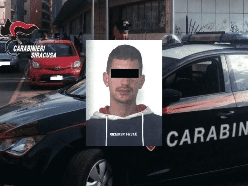 Dalle attività ai distributori, 5 furti in pochi giorni: arrestato Ugo Luca Pagliara – FOTO