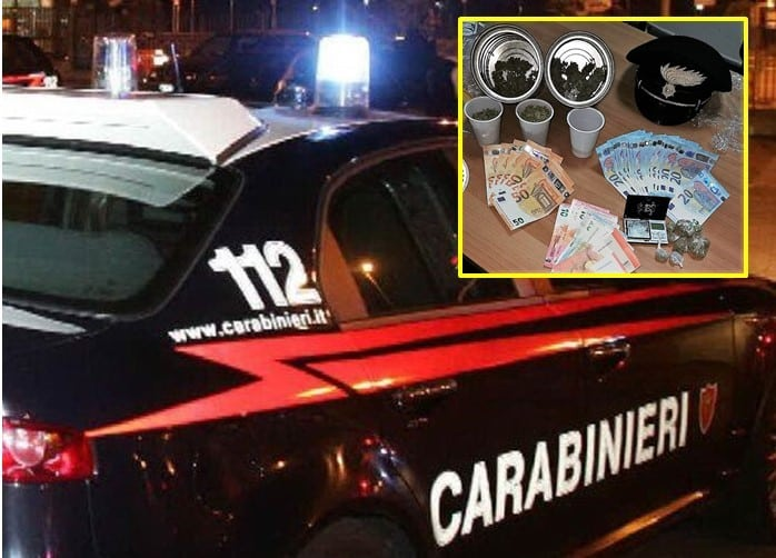 Catania, spaccio di droga in viale Da Verrazzano: arrestato pregiudicato, i dettagli