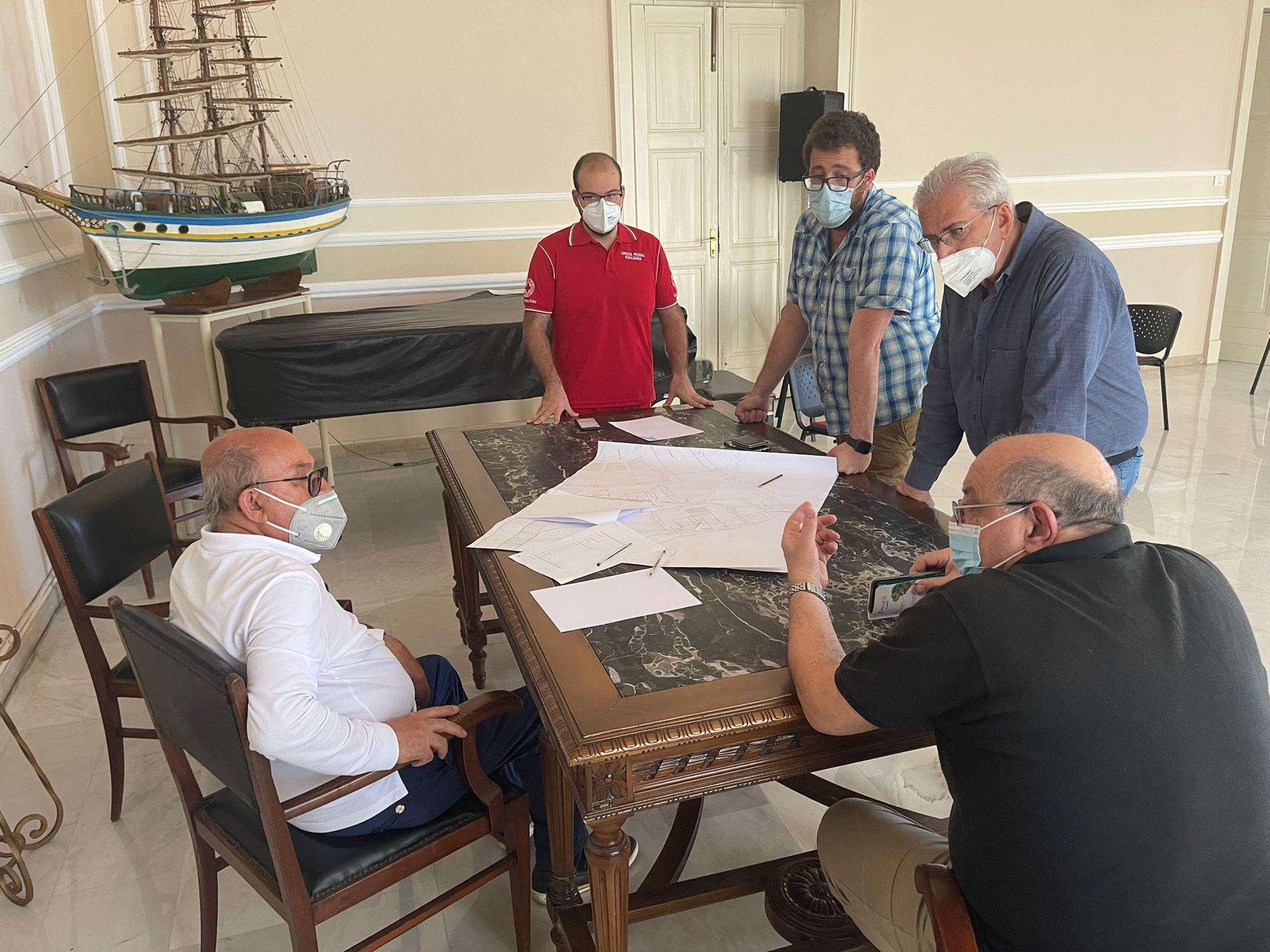 Covid Catania, hub vaccinale a Riposto: tavolo con i medici generali e il sindaco