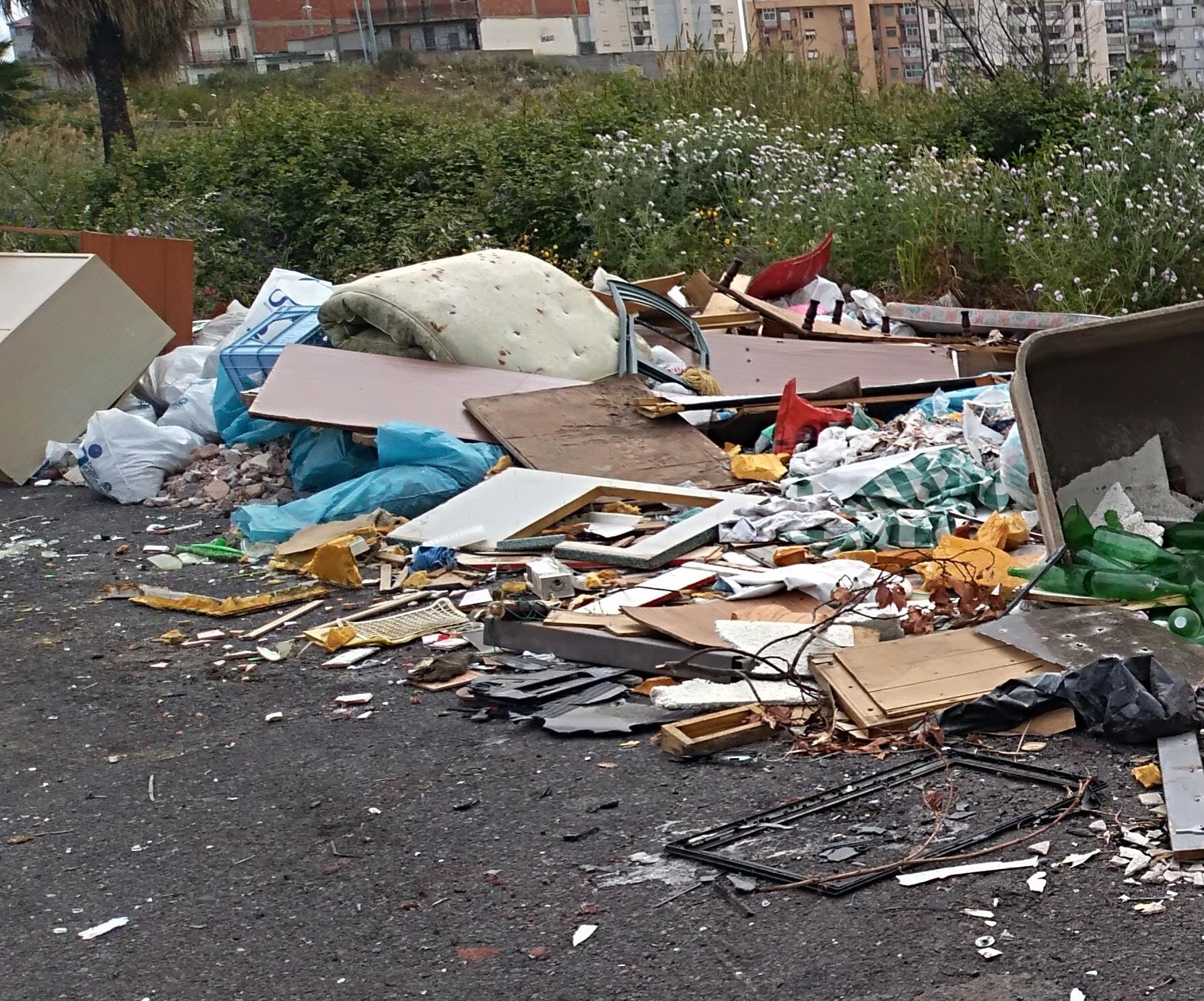 """Catania sommersa da rifiuti, la denuncia di Ersilia Saverino: """"Potenziare controlli, serve coscienza verde"""""""