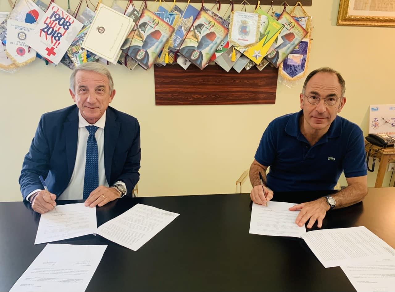 Arnas Garibaldi e Asp di Catania, siglato accordo: supporto medico alla Cardiologia dell'ospedale di Caltagirone