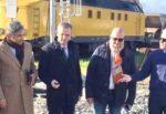 Linea ferroviaria Trapani-Palermo, approvata l'eliminazione dei passaggi a livello