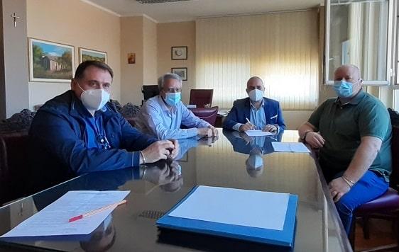 Catania, incontro tra direzione aziendale e RSU: tra le questioni i livelli assistenziali per l'utenza
