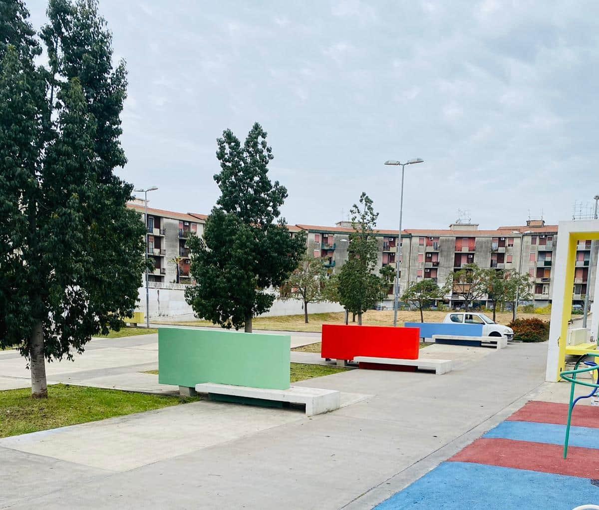 """Catania, riqualificazione piazza Beppe Montana. Buceti (Presidente IV Municipio): """"Lavoro dal grande valore"""""""