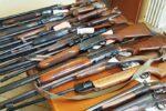 Caltanissetta, 40 persone denunciate perché inaffidabili all'uso di armi: avviata la rottamazione