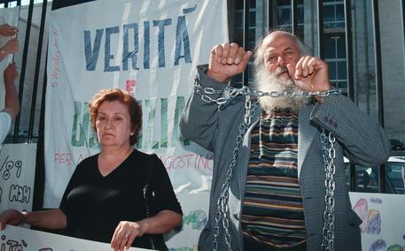Omicidio Antonino Agostino e moglie, fu un delitto mafioso: la motivazione del Gup di Palermo