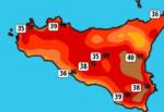 """Meteo Sicilia, weekend """"infernale"""": picchi di 40 gradi, Catania sarà bollente – le PREVISIONI"""