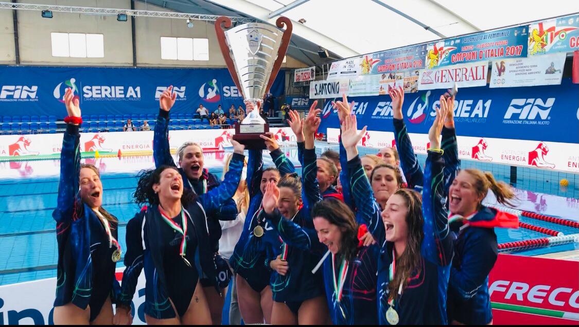 Catania trionfa! L'Ekipe Orizzonte è campione d'Italia per la ventunesima volta