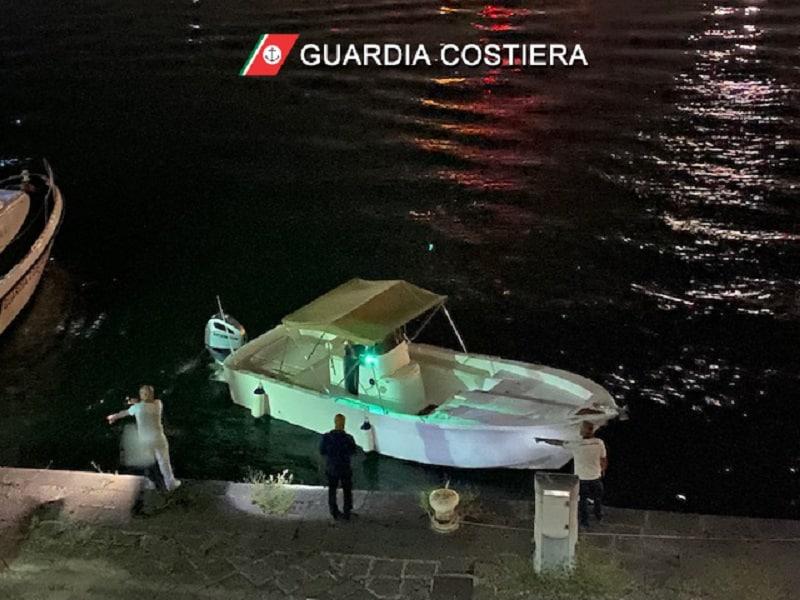Inseguimento in barca nelle acque di Catania, natante da diporto rubato a Brucoli: ecco cosa è successo