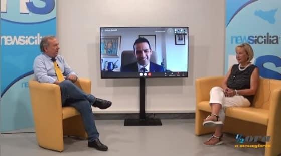 """La realtà e il futuro auspicato: cambiamenti nella scuola siciliana. Suraniti e Di Piazza in """"Mezz'ora""""."""