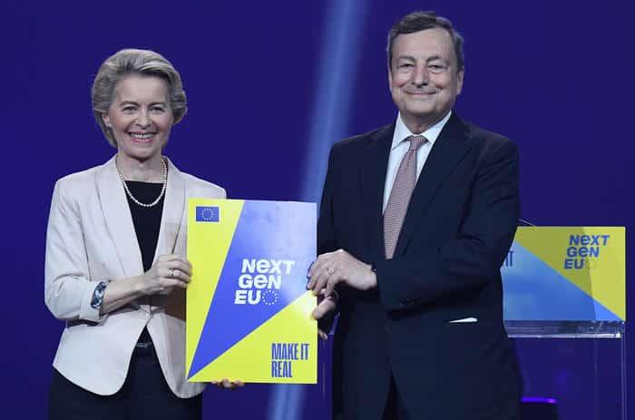 """Recovery Plan, c'è il """"sì"""" dell'UE al Pnrr. """"Ora l'Italia è più forte"""", 25 miliardi in arrivo già a luglio"""