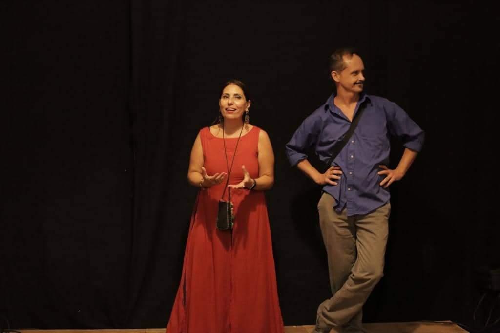 """Si alza il sipario per """"Teatro Argentum Potabile"""" degli autori e registi Antonella Caldarella e Steve Cable"""