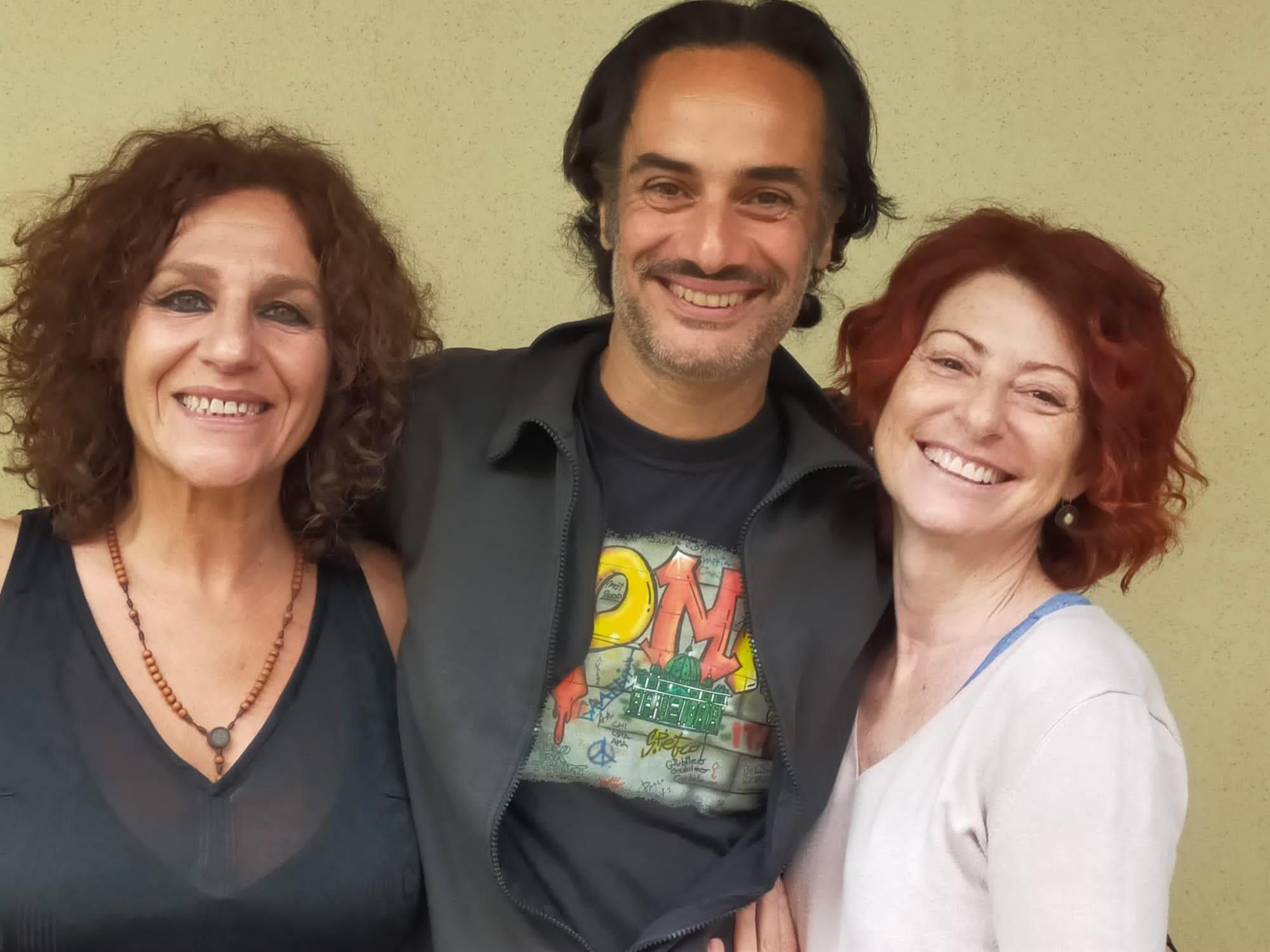 Nicola Costa, Debora Bernardi e Alice Ferlito ritornano a teatro con il tributo a Pablo Neruda