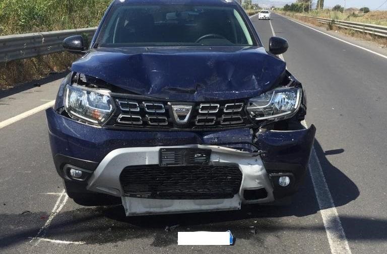 SS 417 Catania-Gela, 3 incidenti in 24 ore: tamponamento a catena blocca il traffico – FOTO