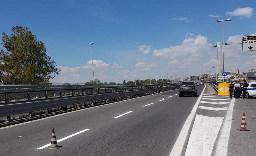 """Lavori in corso per le strade di Catania: nuovo """"look"""" in viale Mediterraneo e sull'Asse dei servizi"""