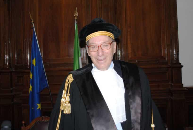 """Lutto in Sicilia, morto l'ex presidente della Corte dei Conti Luciano Pagliaro: """"Grande di cuore e di spirito"""""""