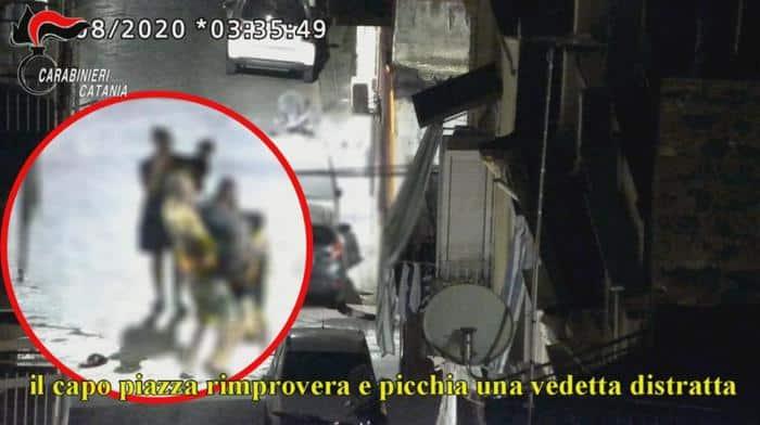 """Operazione """"Piombai"""", smantellata piazza di spaccio a Catania: 25 persone arrestate"""