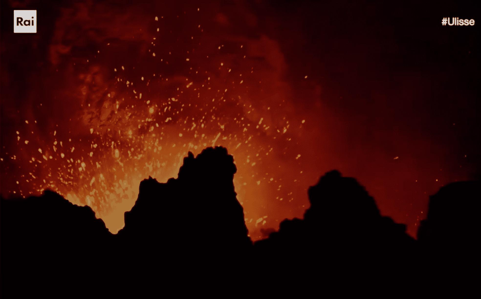 """L'Etna in apertura dello speciale di """"Ulisse"""": la puntata mostrerà lo stato di salute del nostro pianeta"""