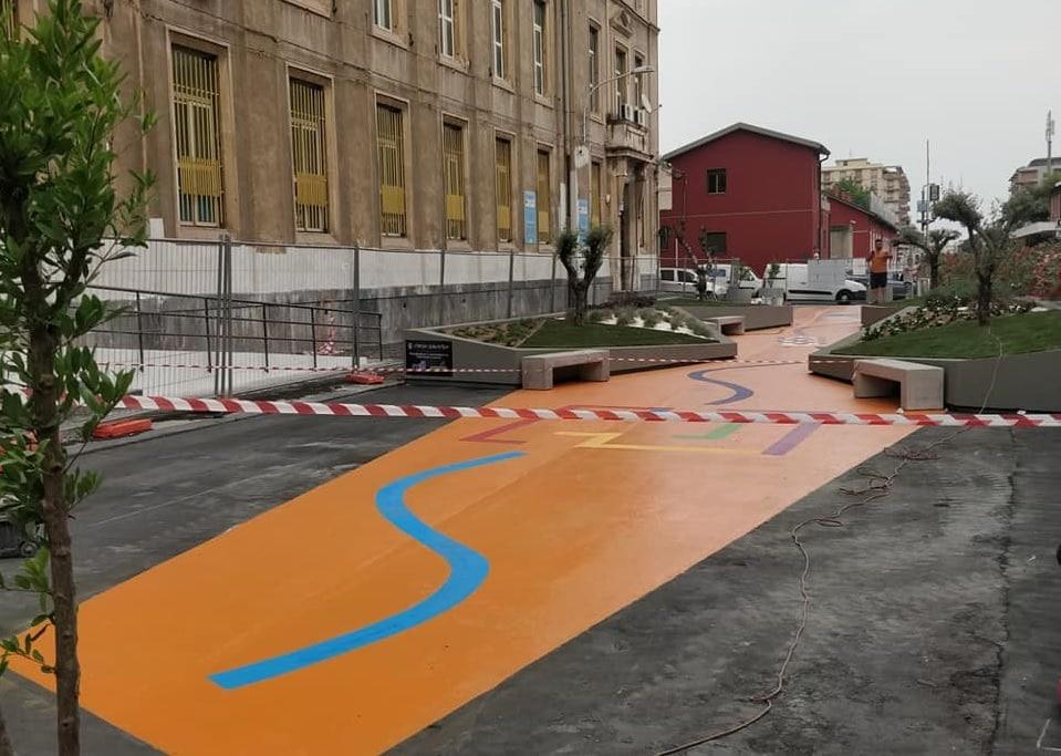 """Catania """"a misura di bambino"""", si inaugura domani la prima """"Strada Scolastica"""" della città"""