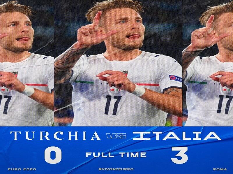 Grinta, cuore e gruppo: l'Italia vince, convince e fa sognare