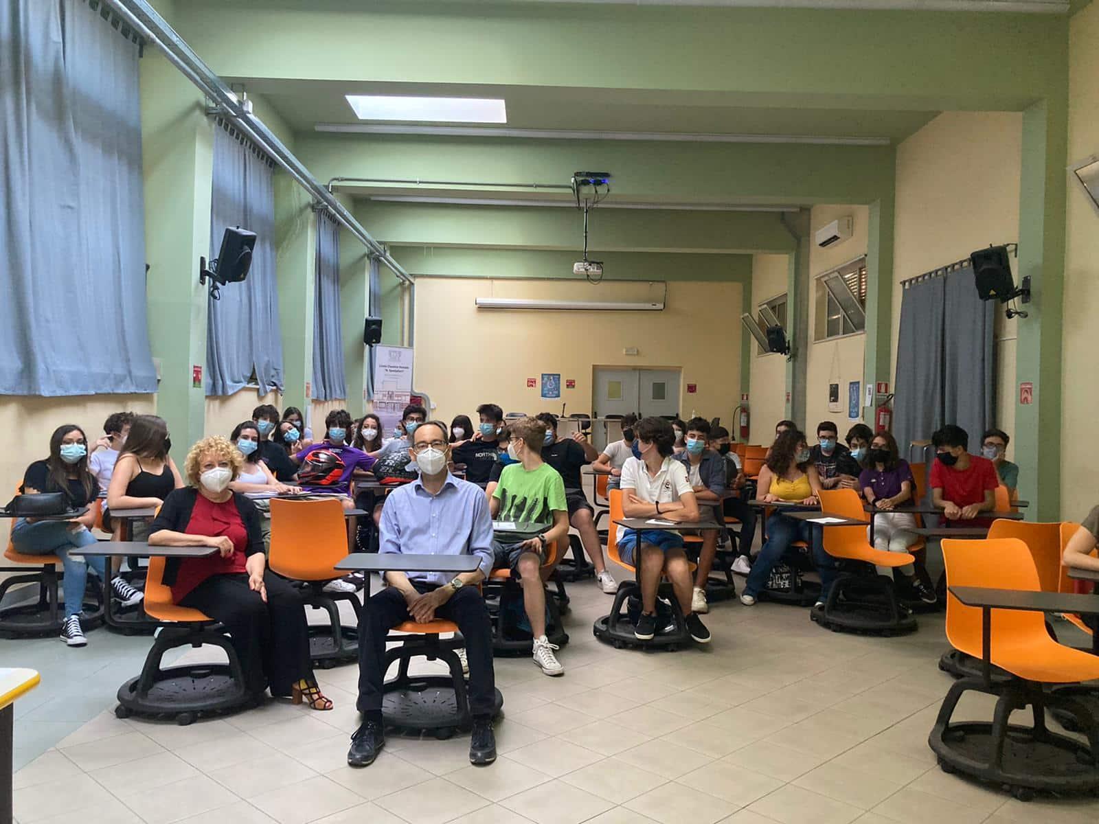 REstate allo Spedalieri: il Piano Scuola Estate del Liceo – FOTO