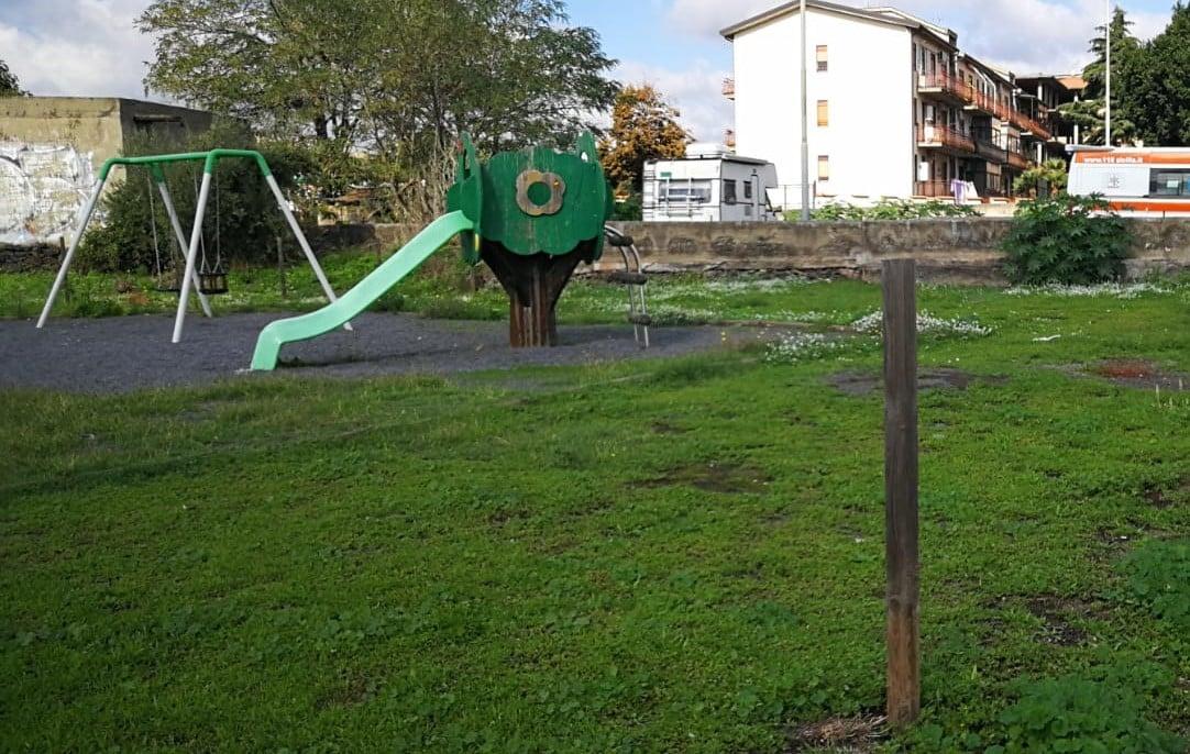 San Giovanni Galermo, bambinopoli da ampliare: mamme e papà chiedono più giochi, spazi verdi e protezione per i loro piccoli