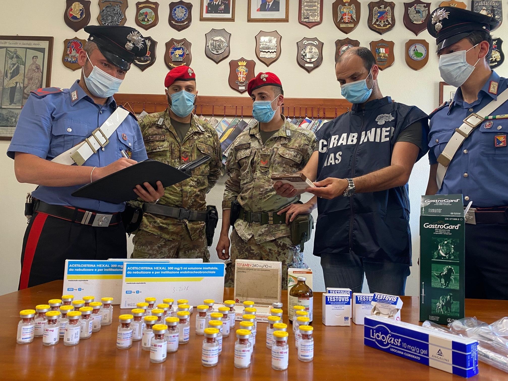 Corse clandestine tra Siracusa e Catania, 60 indagati: perquisizioni, equini maltrattati e farmaci dopanti