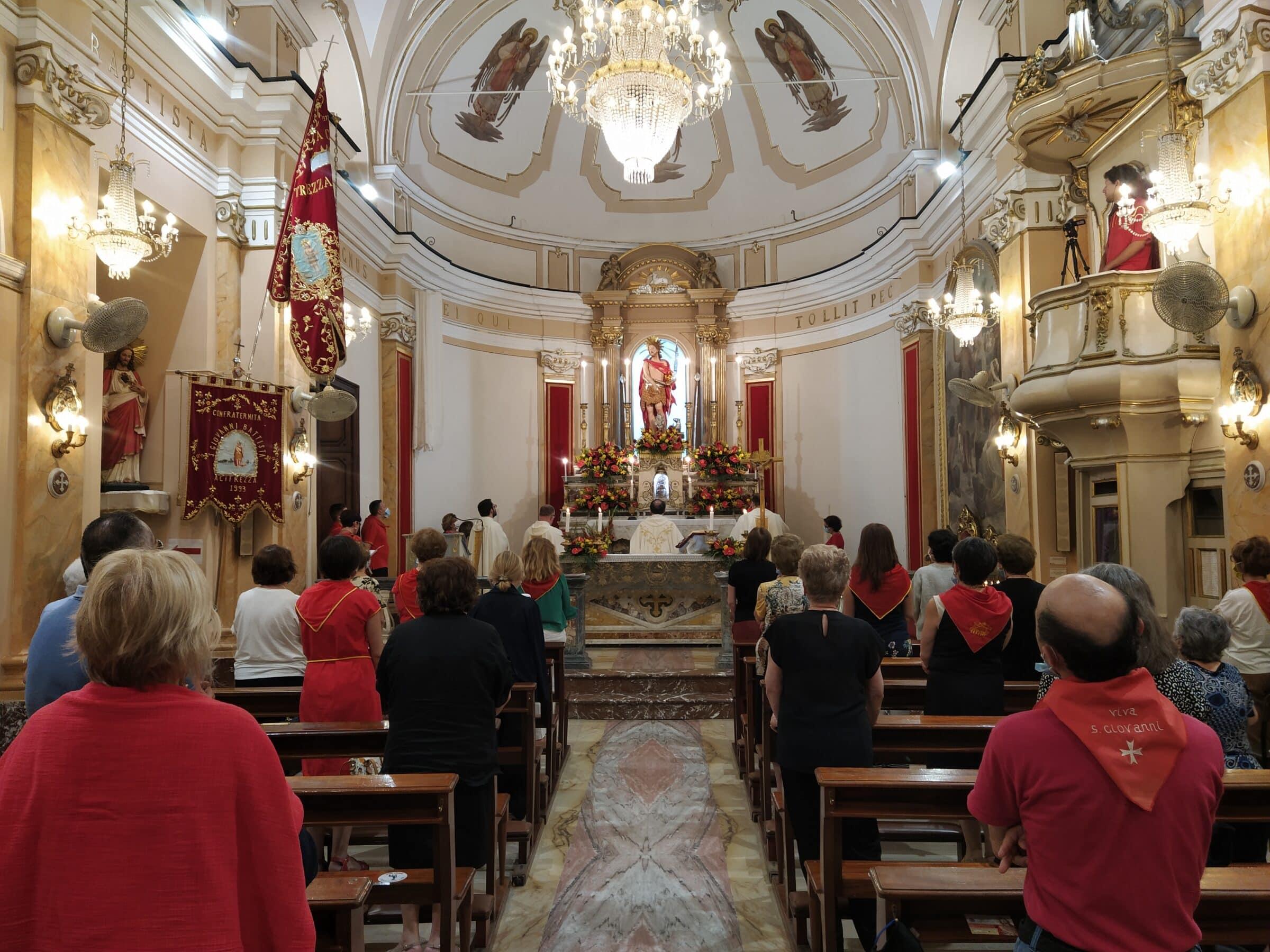 Acitrezza, entrano nel vivo le celebrazioni di San Giovanni Battista: niente processioni esterne