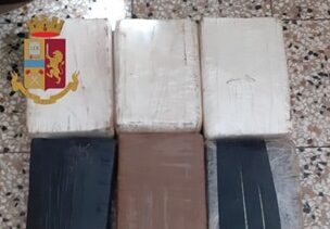 Catania, auto carica di cocaina: dalla Calabria arriva un corriere della droga, arrestato catanese