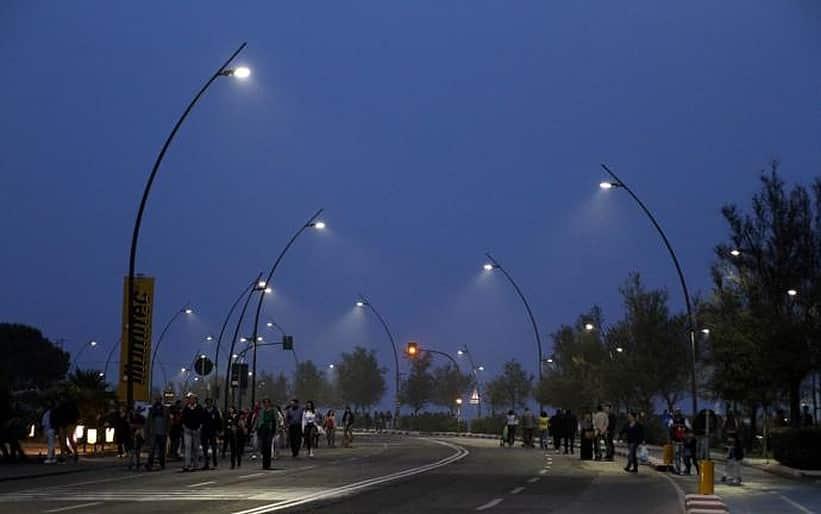 Catania, anche domani il lungomare cittadino rimarrà chiuso al traffico: ecco gli orari