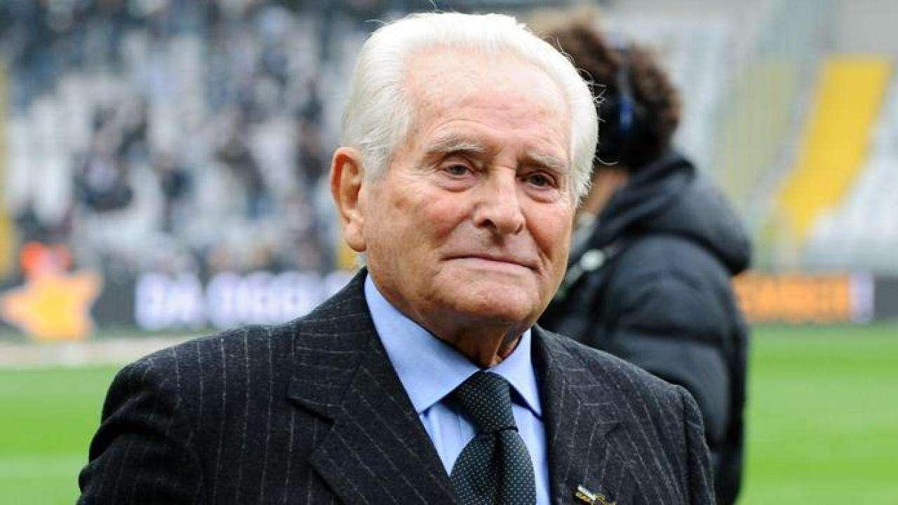 È morto Giampiero Boniperti, presidente onorario della Juventus. Una vita per il calcio
