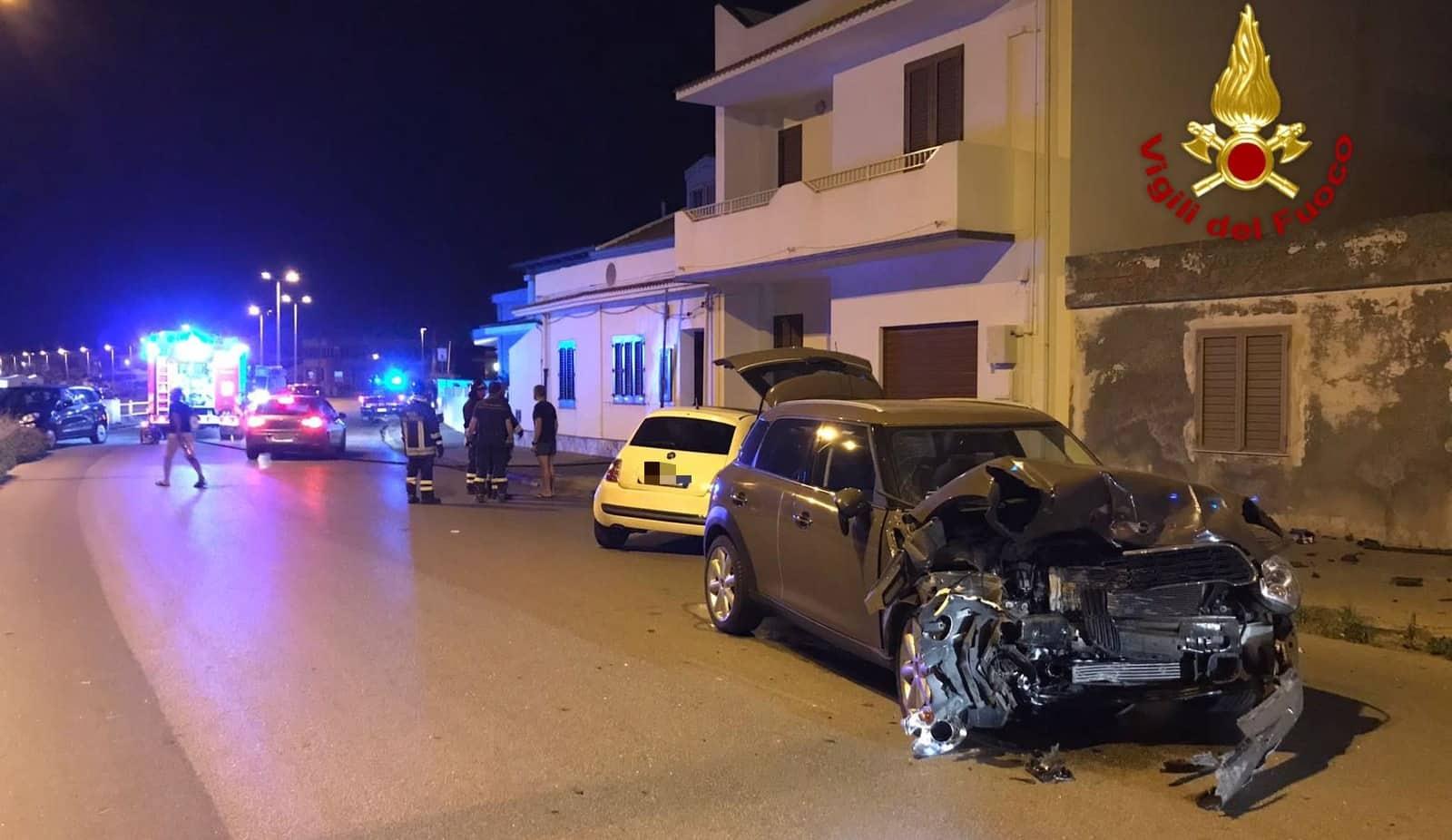 Doppietta di incidenti autonomi nel Messinese: diversi feriti, uno anche in codice rosso