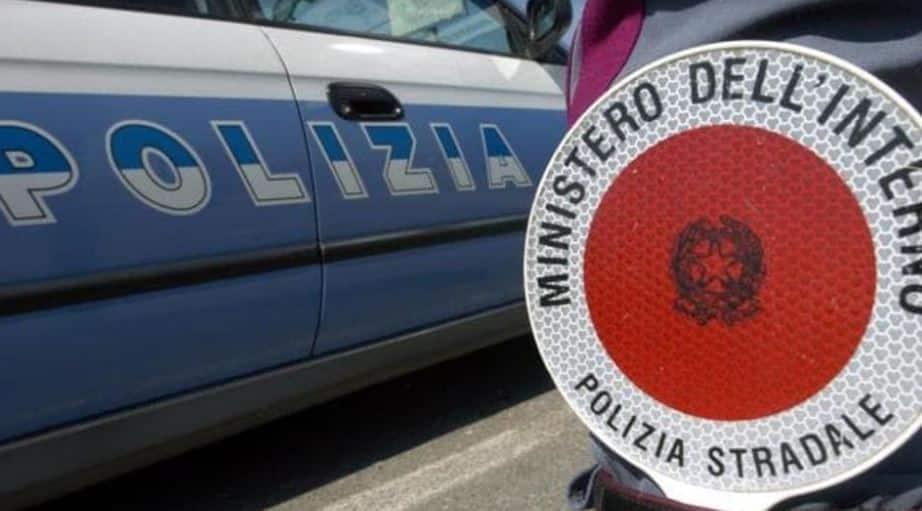 Controlli a tappeto della Polstrada, 110 infrazioni e 20 patenti di guida ritirate nel weekend – IL BILANCIO