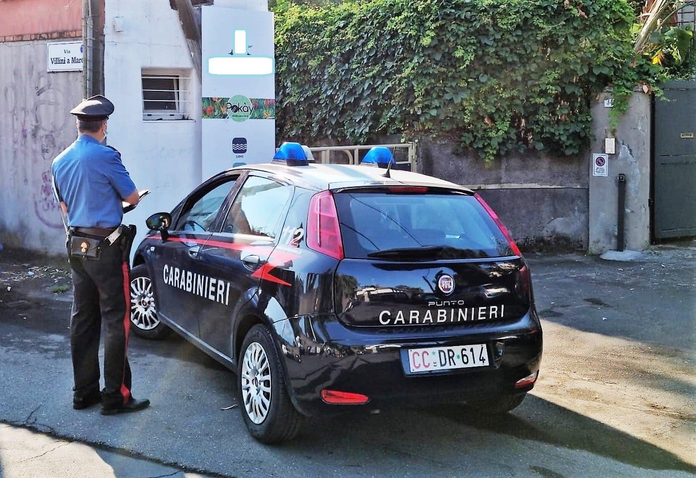 Parcheggiatori abusivi a Catania, beccati due pregiudicati in via Villini: scattano le sanzioni