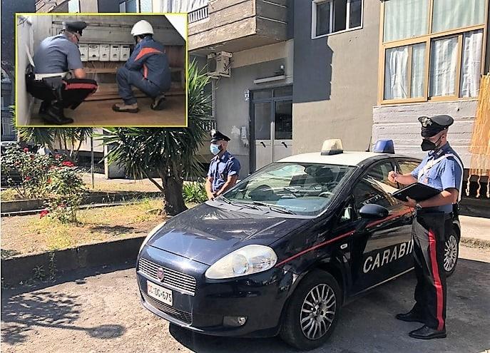 """Catania, intero edificio """"rubava"""" corrente elettrica pubblica: 16 le persone denunciate"""