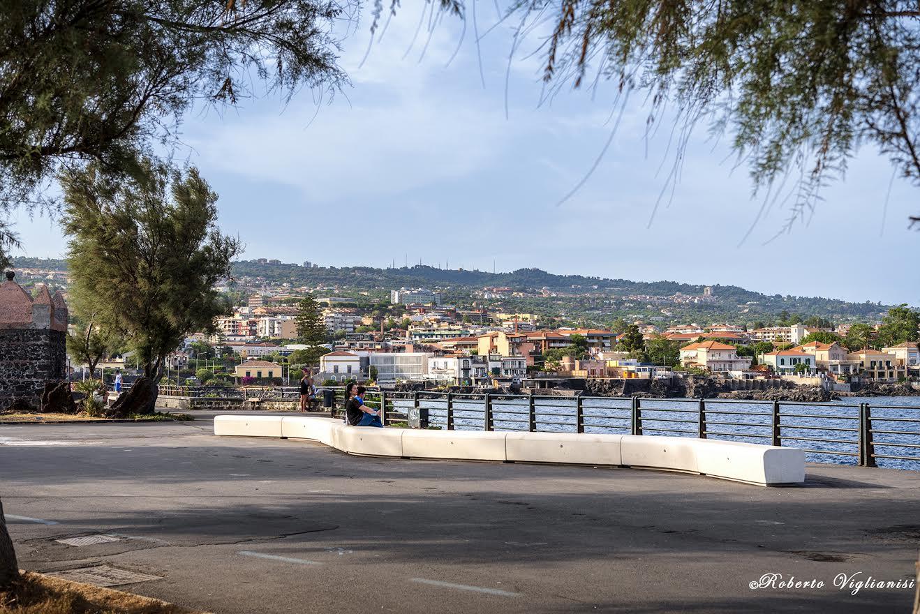 Lungomare Fest a Catania, anche a luglio fronte mare pedonalizzato la domenica sera: le novità