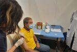Coronavirus Sicilia, Musumeci riceve la seconda dose di Astra Zeneca a Catania