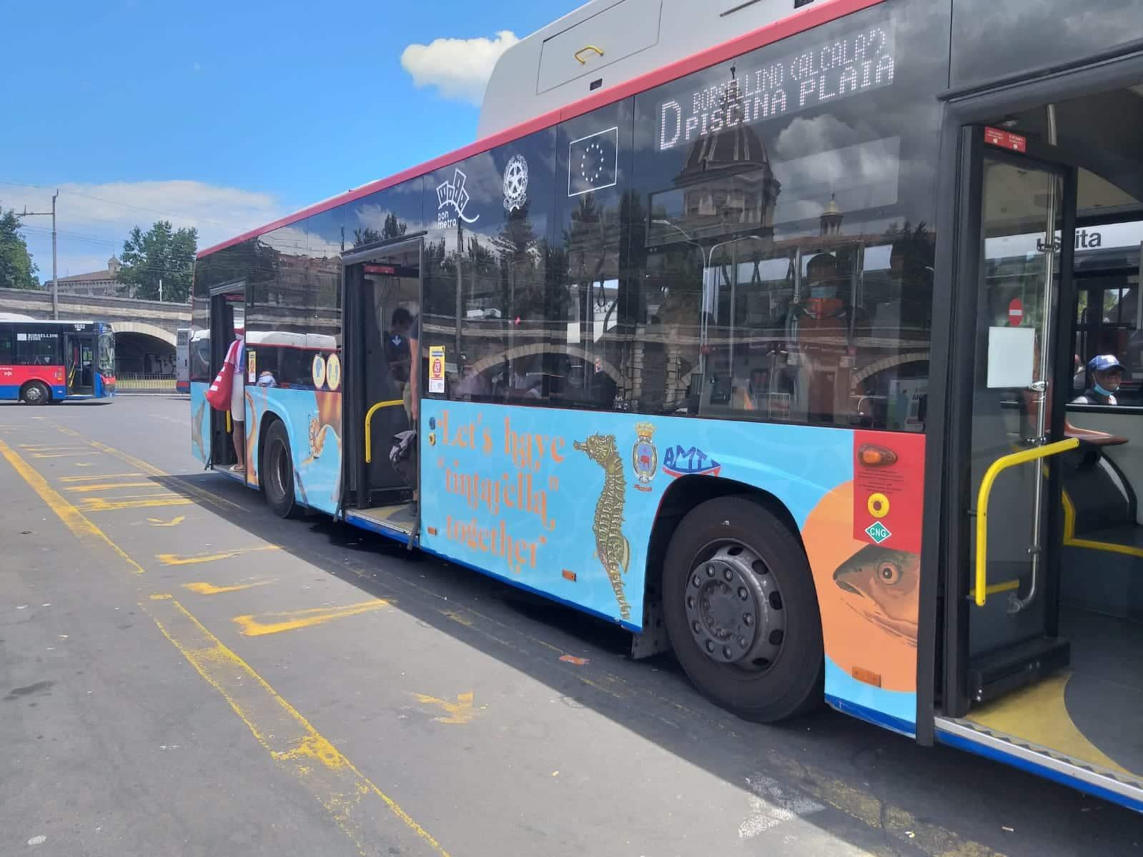 AMTS, potenziate le corse autobus verso i lidi di Playa e scogliera: ecco tutte le novità – FOTO