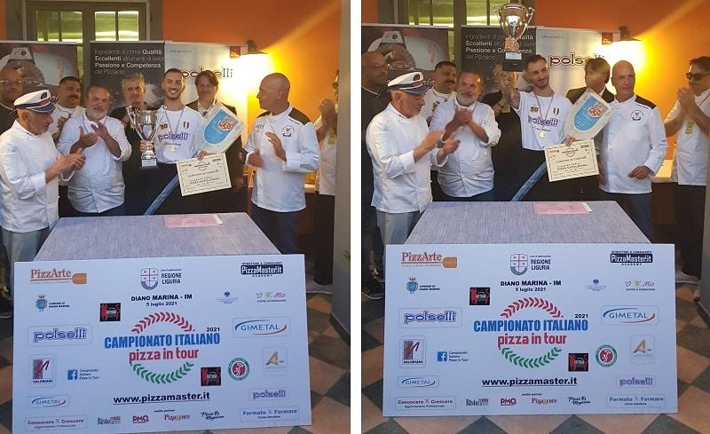 """La Sicilia trionfa al Campionato Italiano di pizza: dalla """"gavetta"""" alla vittoria, la STORIA di Vincenzo Scalisi"""