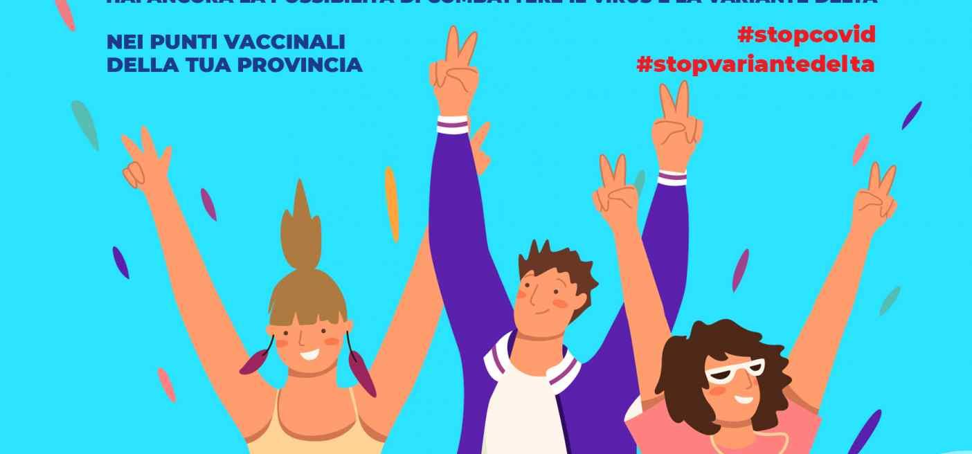 """Vaccini in Sicilia, fino al 3 agosto """"Open Days"""" per tutta la popolazione dai 12 anni in su"""