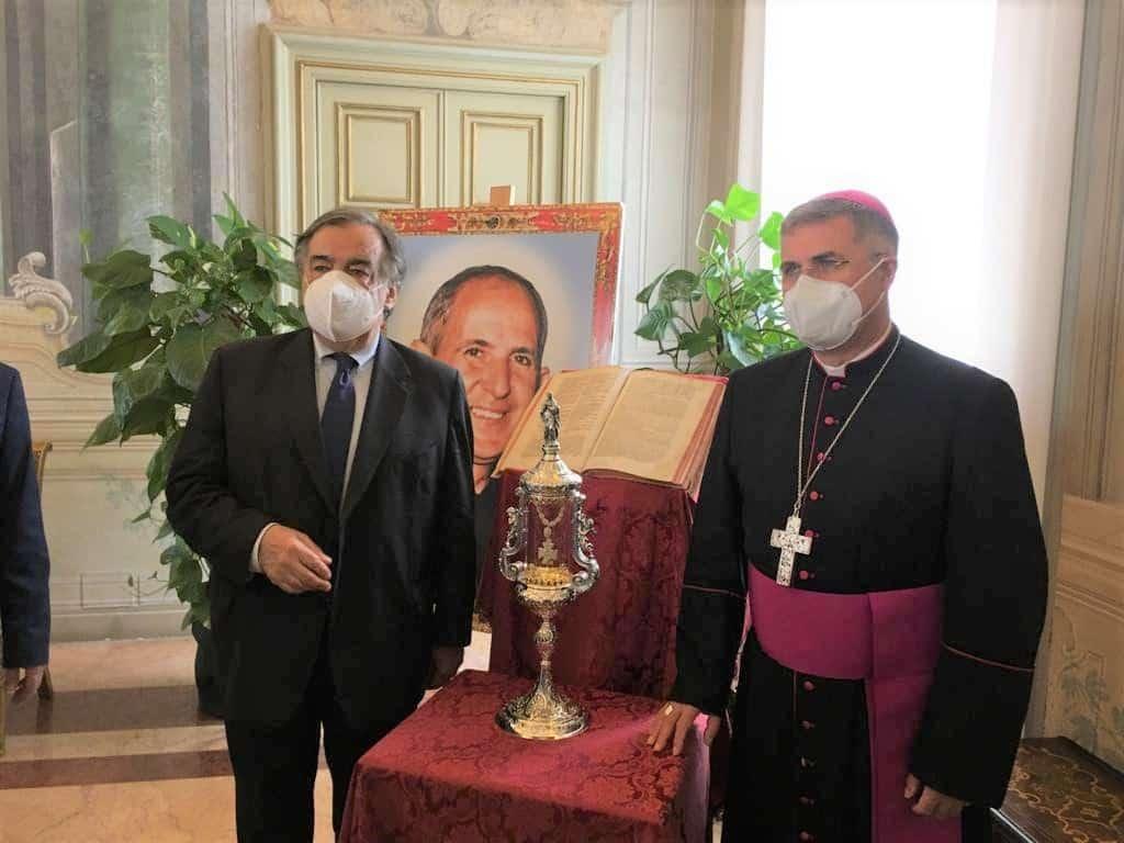 """Santa Rosalia 2021, una festa """"ricca di elementi essenziali"""": il programma e il messaggio di Monsignor Lorefice"""