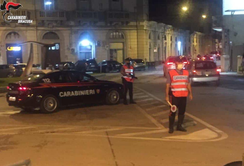 In giro nonostante i domiciliari, arrestato un 46enne di Cassibile