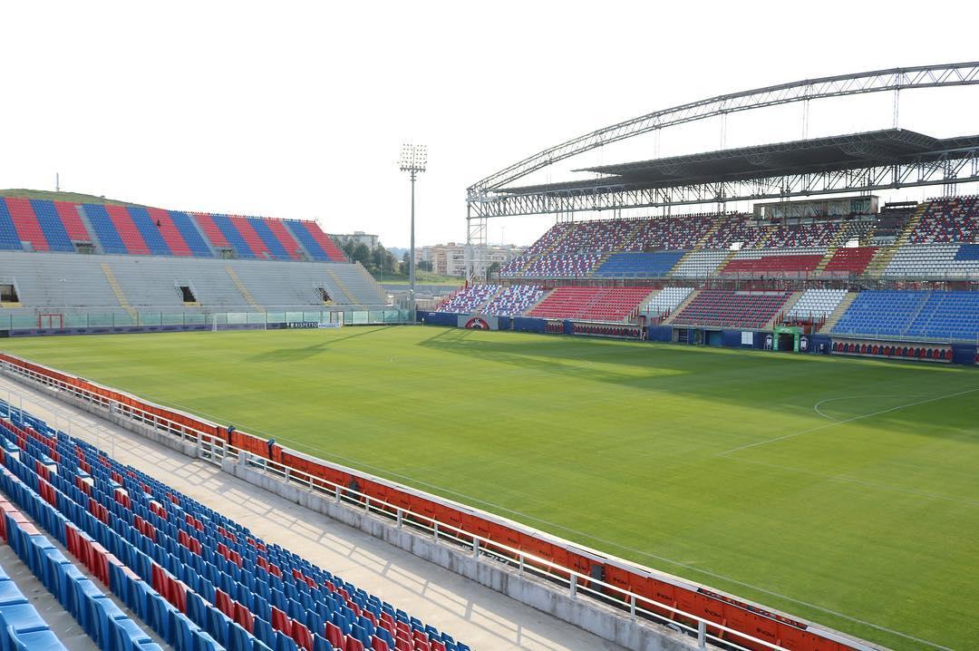 FC Messina, lo stadio Ezio Scida di Crotone designato per le gare interne dei siciliani in Serie C