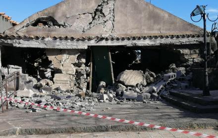 """Sisma di Santo Stefano, Musumeci chiede incontro con la Protezione civile a Catania: """"I Comuni colpiti aspettano i fondi per ricostruire"""""""