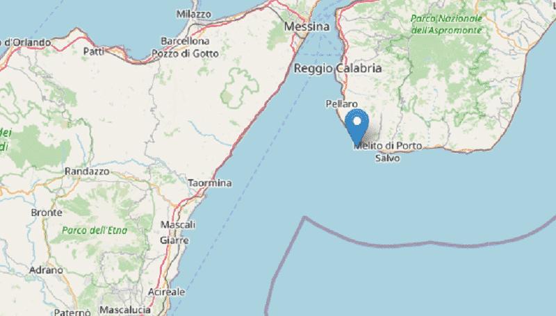 Terremoto in Sicilia, nella notte scossa di magnitudo 3: localizzato a 70 chilometri da Catania