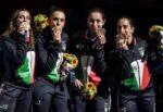 """Tokyo 2020, le catanesi Rossella Fiamingo e Alberta Santuccio bronzo in spada femminile: """"Volevamo la medaglia"""""""